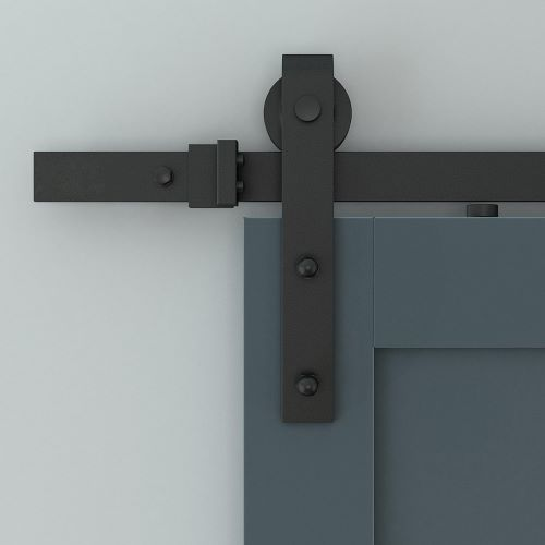 barn door hardware-MCO04